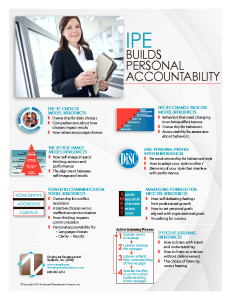 IPE Builds Accountability