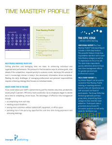 thumbnail-of-time mastery ebrochure