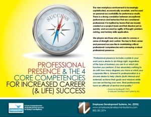 Professional Presence in a Casual World