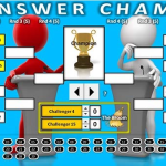 Answer Champ Game